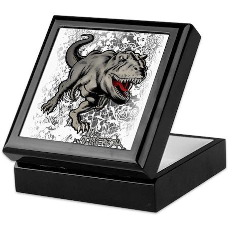 Big Rex Keepsake Box