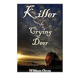 Killer of Crying Deer Postcards (Package of 8)