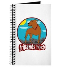Tripawds Rock (Trouble) Journal