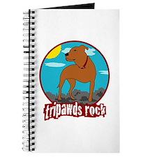 Tripawds Rock (Trouble) Journal