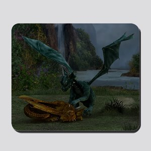 Dragon Hatchlings Mousepad