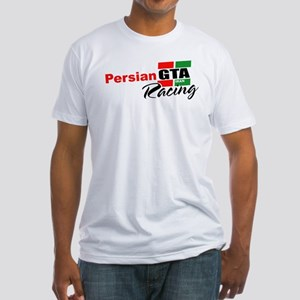 Persian GTA Racing Fitted T-Shirt