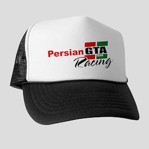 Persian GTA Racing Trucker Hat