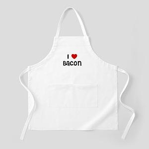 I * Bacon BBQ Apron