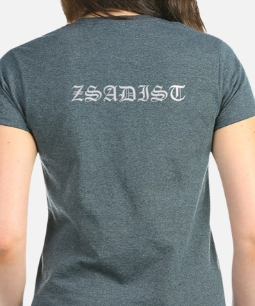 Zsadist Bdb Dagger Women's Dark T-Shirt