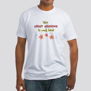 More Grandparents Fitted T-Shirt