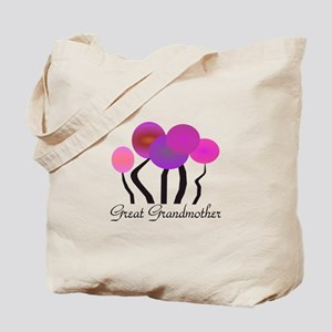 More Grandparents Tote Bag