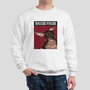 Miniature Pinscher Sweatshirt
