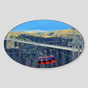 Royal Gorge Sticker