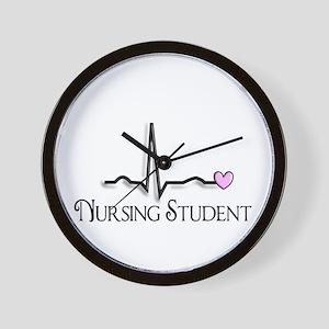 Nursing Student XXX Wall Clock