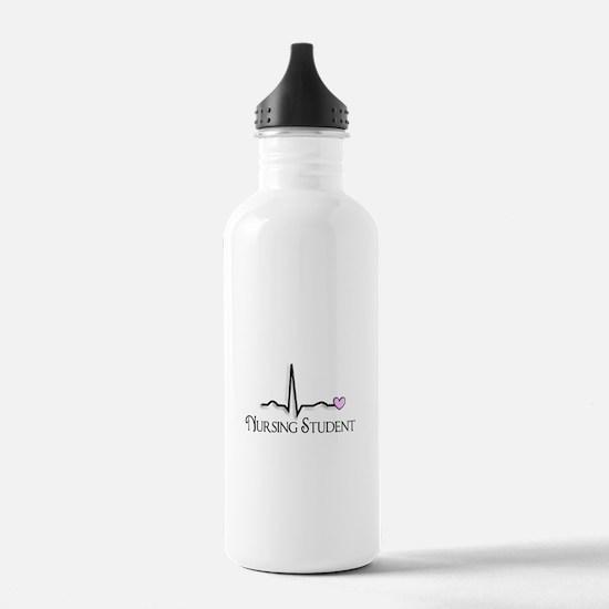 Nursing Student XXX Water Bottle