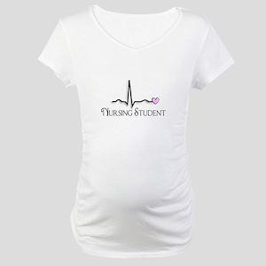 Nursing Student XXX Maternity T-Shirt
