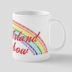 Rhode Island Rainbow Girls Mug