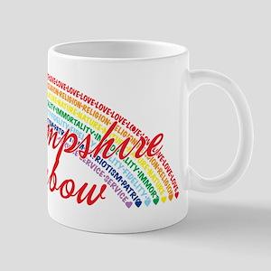 New Hampshire Rainbow Girls Mug