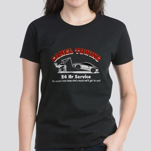 Camel Towing Women's Dark T-Shirt