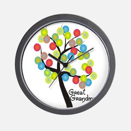 Family Gifts Wall Clock