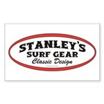 Stanley's Oval Rectangle Sticker