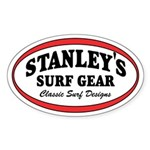 Stanley's Oval Oval Sticker