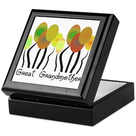 Family Gifts Keepsake Box