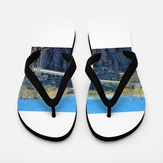 Royal Gorge Flip Flops