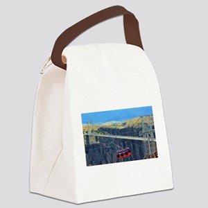 Royal Gorge Canvas Lunch Bag
