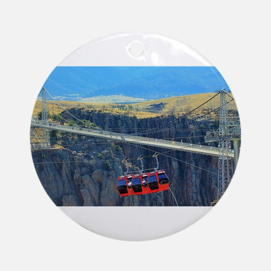 Royal Gorge Round Ornament