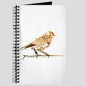Industrial Finch Journal