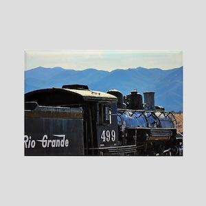 Rio Grande Railroad Magnets