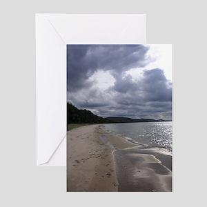 Good Harbor Beach Greeting Cards (Pk of 10)