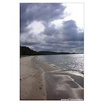 Good Harbor Bay, Leelanau Large Poster