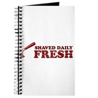 Shaved Daily Journal