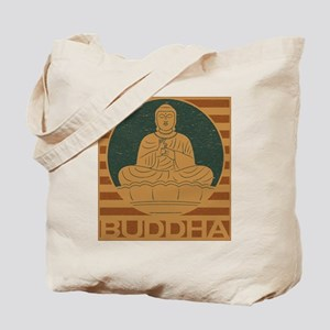 Dharmacharkra Mudra Tote Bag