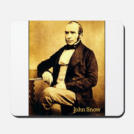 John Snow Mousepad