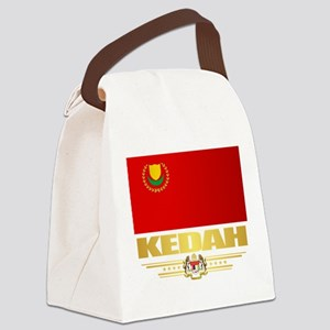 Kedah Canvas Lunch Bag