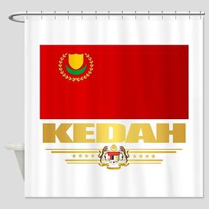 Kedah Shower Curtain