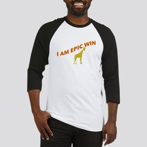 I AM EPIC WIN Baseball Jersey