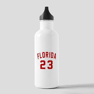 Florida 23 Birthday De Stainless Water Bottle 1.0L