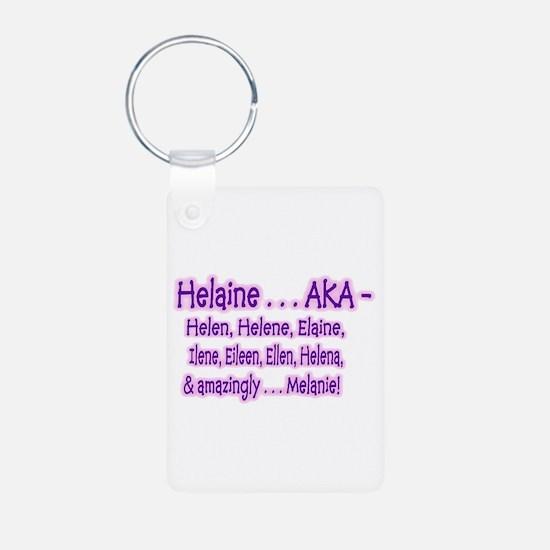 MsHelaineous Club Keychains