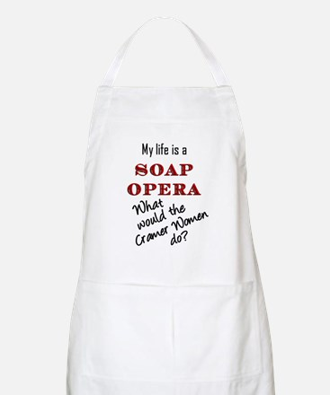 What Would the Cramer Women Do? Apron