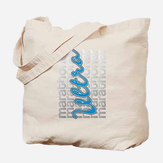 Ultra Marathoner Tote Bag