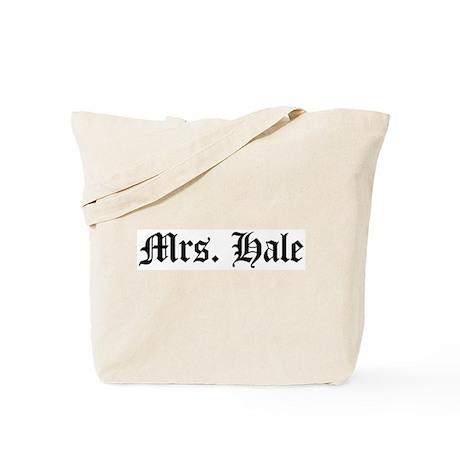 Mrs. Hale Tote Bag