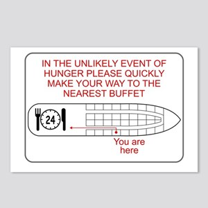 Hunger Emergency Postcards (Package of 8)