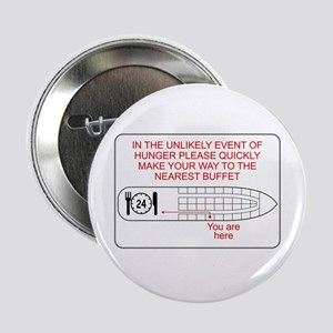 """Hunger Emergency 2.25"""" Button"""