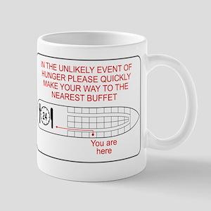 Hunger Emergency Mug