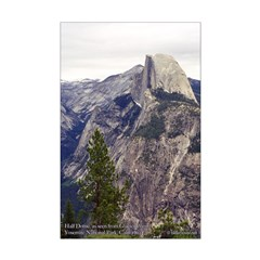 Half Dome, Glacier Point--mini poster