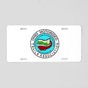 Omta Aluminum License Plate