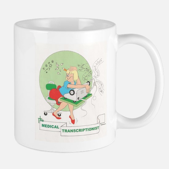 Medical Transcriber Mug