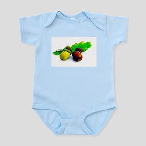 Acorn Photograph Art Infant Bodysuit