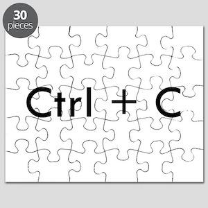 Ctrl + C Puzzle