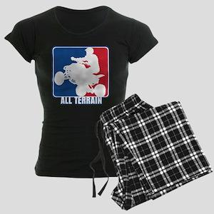 Major League ATV Women's Dark Pajamas